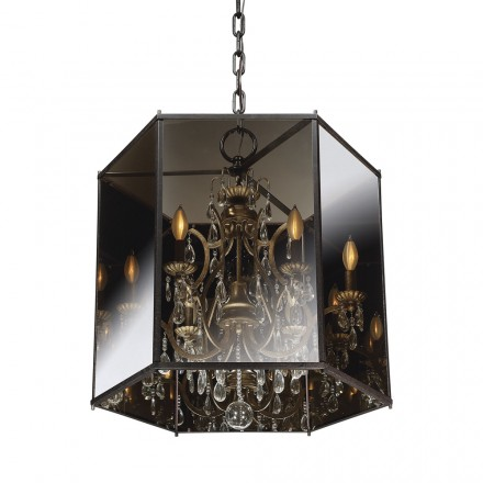Savoy House Europe Endicott 6 Light Chandelier
