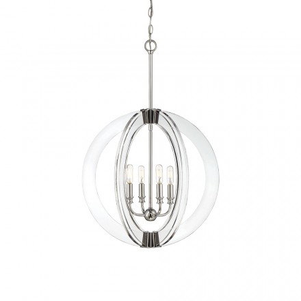 Savoy House Europe Epsilon 4 Light Pendant