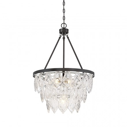 Savoy House Europe Granby 4 Light Pendant