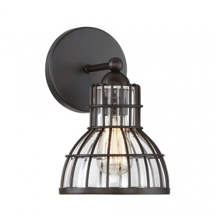 Savoy House Europe Grant 1 Light Sconce