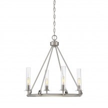Savoy House Europe Hasting 4 Light Chandelier