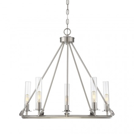 Savoy House Europe Hasting 5 Light Chandelier