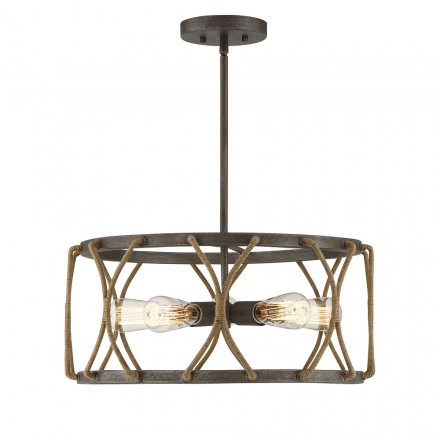 Savoy House Europe Keating 5 Light Pendant