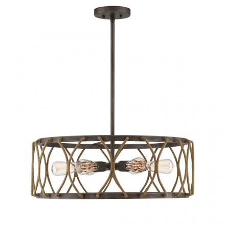 Savoy House Europe Keating 6 Light Pendant
