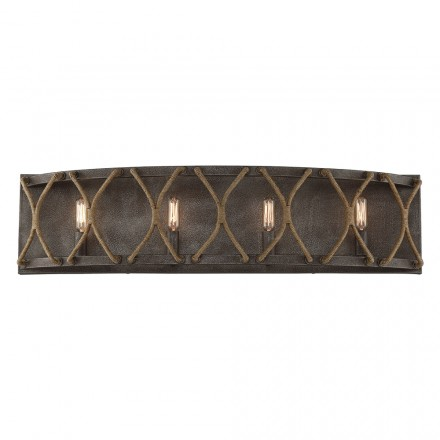 Savoy House Europe Keating 4 Light Bath Bar