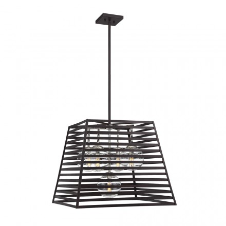 Savoy House Europe Lakewood 5 Light Pendant