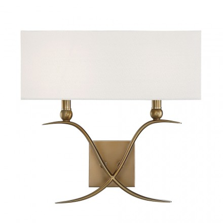 Savoy House Europe Payton 2 Light Sconce