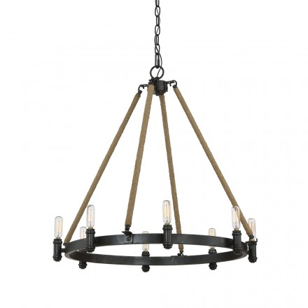Savoy House Europe Piccardy 8 Light Chandelier