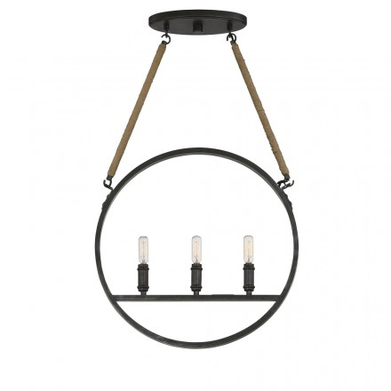 Savoy House Europe Piccardy 3 Light Pendant