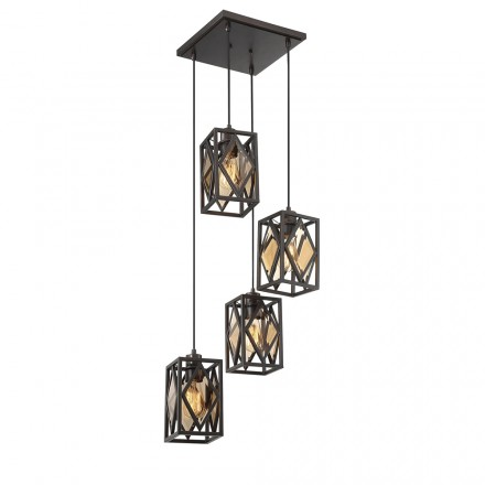 Savoy House Europe Putman 4 Light Multi Point Chandelier