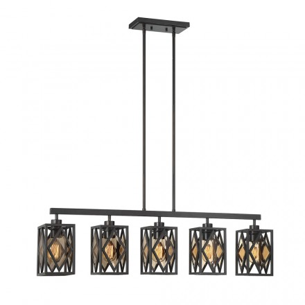 Savoy House Europe Putman 5 Light Island Chandelier