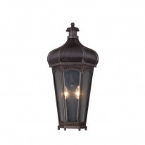 Savoy House Europe Champlain 2 Light Wall Lamp