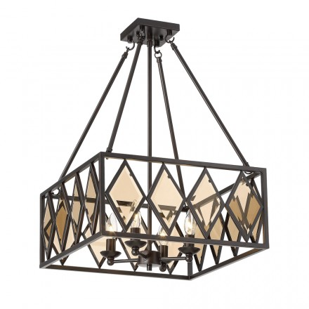 Savoy House Europe Putman 4 Light Pendant