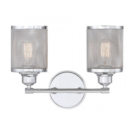 Savoy House Europe Salvador 2 Light Bath Bar