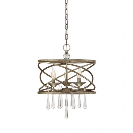 Savoy House Europe Trumbull 3 Light Pendant
