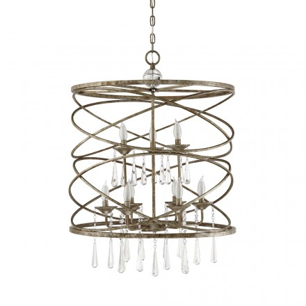 Savoy House Europe Trumbull 9 Light Pendant