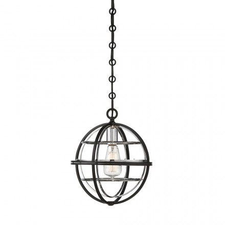Savoy House Europe Vega 1 Light Pendant
