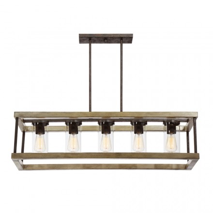 Savoy House Europe Eden 5 Light Outdoor Chandelier