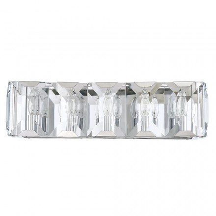 Savoy House Europe Bangle 5 Light Bath Bar