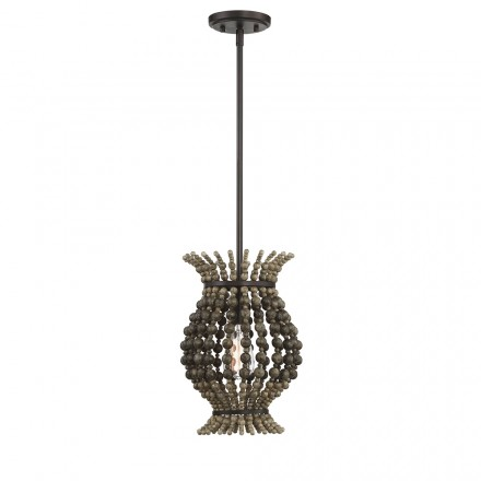 Savoy House Europe Madison 1 Light Pendant