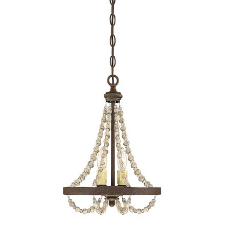 Savoy House Europe Mallory 2 Light Mini Chandelier