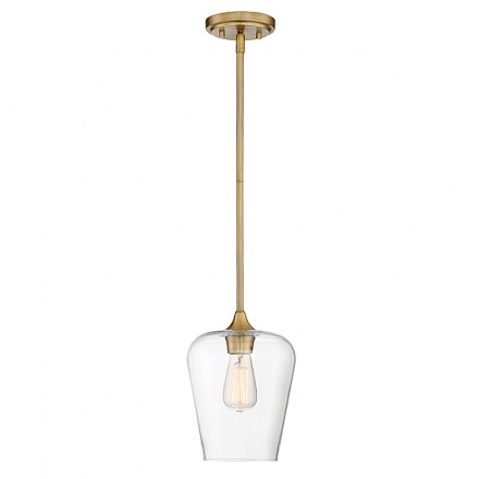 Savoy House Europe Octave 1 Light Pendant
