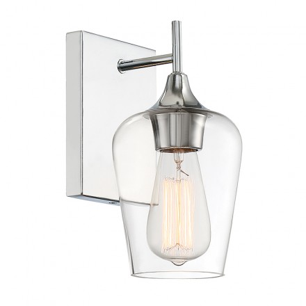 Savoy House Europe Octave 1 Light Wall Sconce