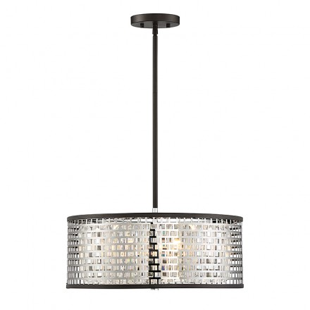 Savoy House Europe Leeds 3 Light Pendant
