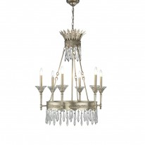 Savoy House Europe Champs Élysées 6 Light Hanging Lamp