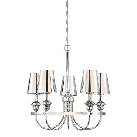 Savoy House Europe Arden 5 Light Chandelier