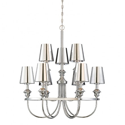 Savoy House Europe Arden 9 Light Chandelier