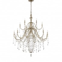 Savoy House Europe Notre Dame 18 Light Chandelier