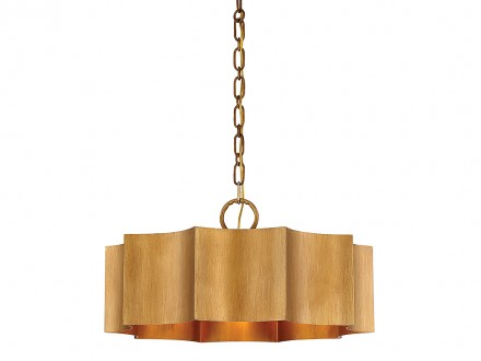 Savoy House Europe Shelby 3 Light Pendant