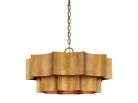 Savoy House Europe Shelby 6 Light Pendant