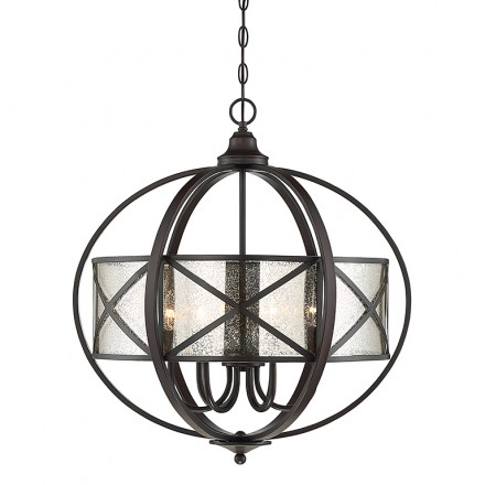Savoy House Europe Holland 6 Light Pendant