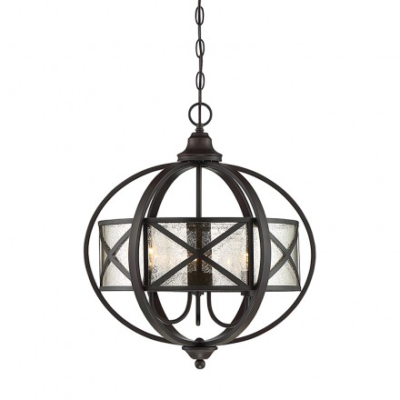 Savoy House Europe Holland 3 Light Pendant