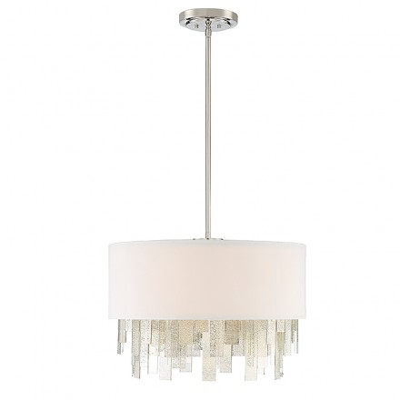 Savoy House Europe Fairmont 3 Light Pendant