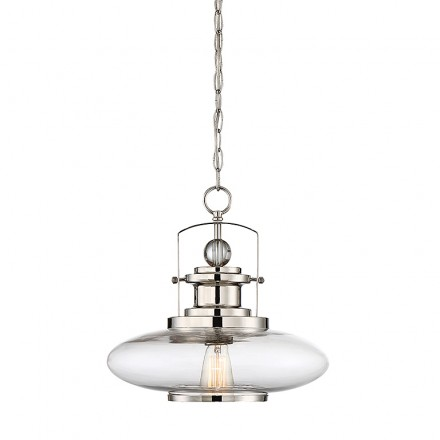 Savoy House Europe Mayfield 1 Light Pendant