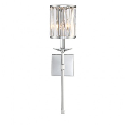 Savoy House Europe Ashbourne 1 Light Wall Sconce