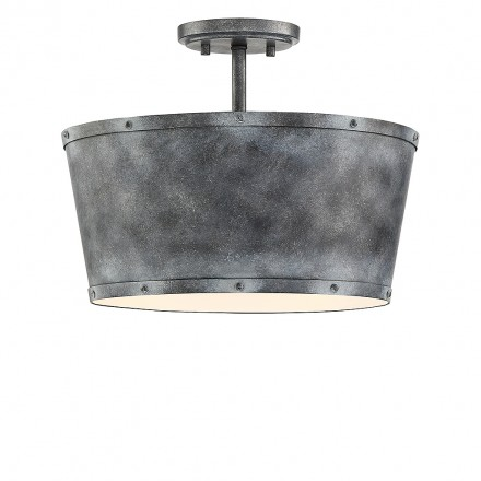 Savoy House Europe Dover 3 Light Semi Flush