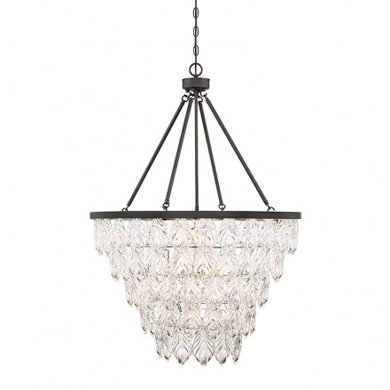 Savoy House Europe Granby 7 Light Pendant