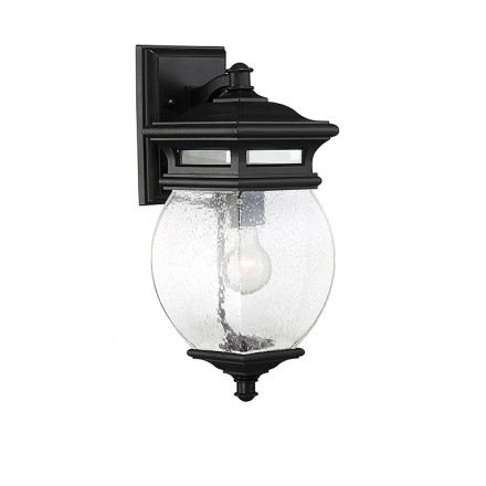 Savoy House Europe Seven Oaks 1 Light Wall Lantern