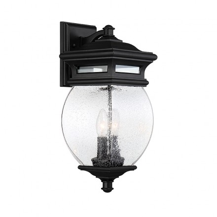 Savoy House Europe Seven Oaks 2 Light Wall Lantern