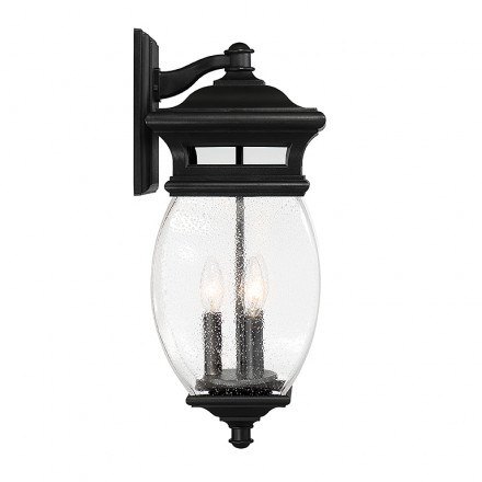 Savoy House Europe Seven Oaks 3 Light Wall Lantern