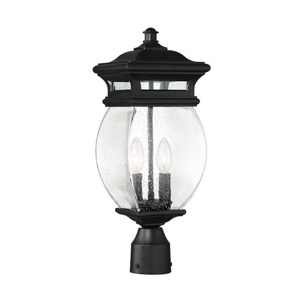 Savoy House Europe Seven Oaks 2 Light Post Lantern