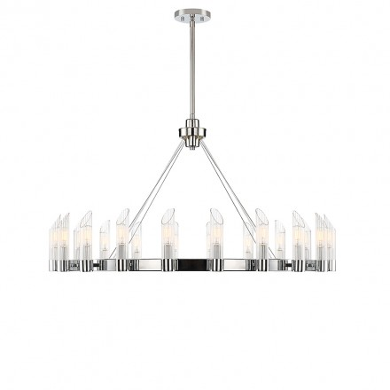 Savoy House Europe Baldwin 20 Light Chandelier