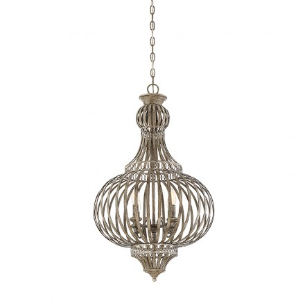 Savoy House Europe Ashford 4 Light Pendant