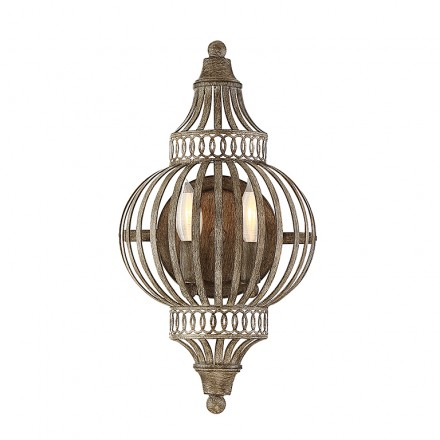 Savoy House Europe Ashford 2 Light Sconce