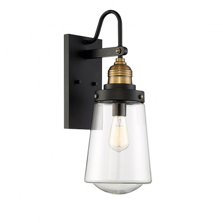 Savoy House Europe Macauley 1 Light Outdoor Wall Lantern