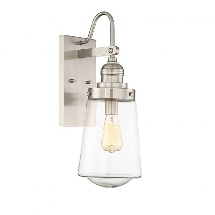 Savoy House Europe Macauley 1 Light Wall Lantern